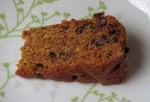 Eggless Fruit Loaf